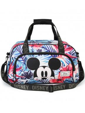 Bolsa deportiva Mickey Disney Floral