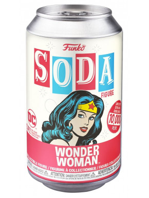 Funko Vinyl Soda Wonder Woman DC Comics