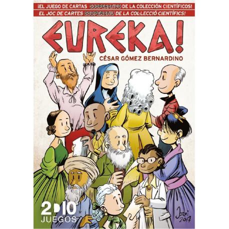 Juego de mesa Eureka!