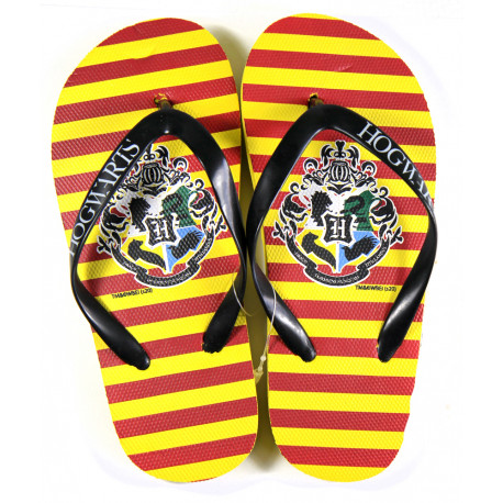 Chanclas Harry Potter Snitch Dorada Adulto