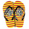 Chanclas niño Harry Potter Gryffindor Quidditch team