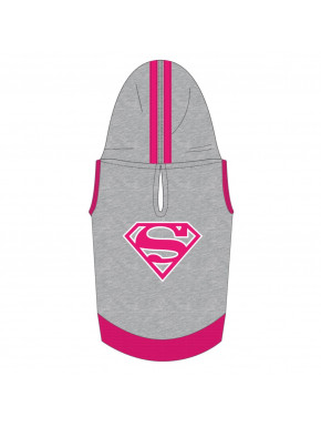 Sudadera para Perros Supergirl For Fan Pets