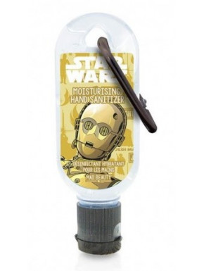 Higienizador de manos Star Wars C3PO