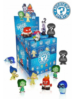 Mini figuras Funko sorpresa 6cm Inside Out