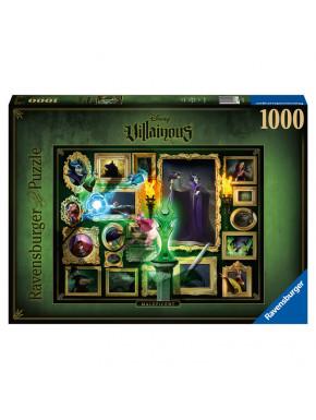 Puzzle Disney Villanas 1000 piezas