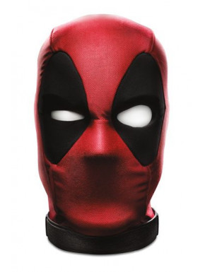 Replica cabeza Deadpool 1:1 Hasbro