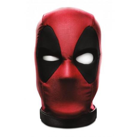 Replica cabeza Deadpool 1:1 Hasbro