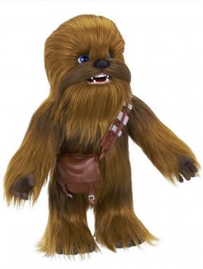 Peluche con sonido Chewbacca 30cm Star Wars