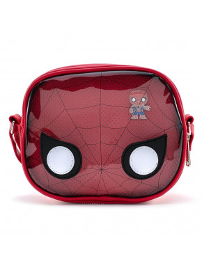 Bolso bandolera Spiderman POP by Loungefly