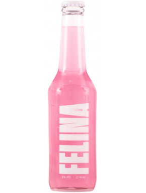 Felina bebida 5% alcohol BebeFit