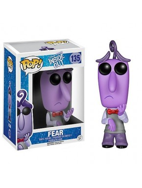Funko Pop Miedo Inside Out