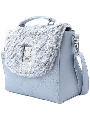 Star Wars - Hoth Empire Strikes Back 40th Anniversary Faux Fur Crossbody