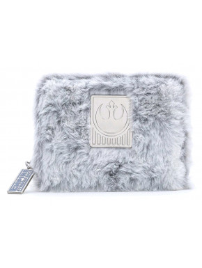 Star Wars - Hoth Empire Strikes Back 40th Anniversary Faux Fur Purse