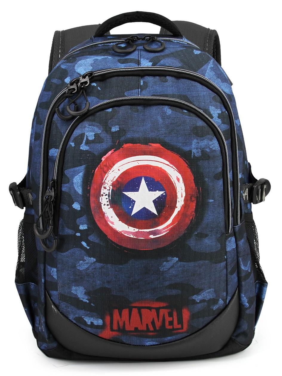 Mochila Marvel Capitán América solo 37,90€ –