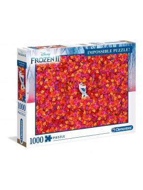 Puzzle Imposible Frozen Olaf 1000 piezas