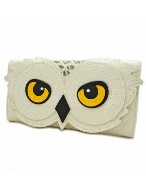 Loungefly HP Hedwig Trifold Wallet