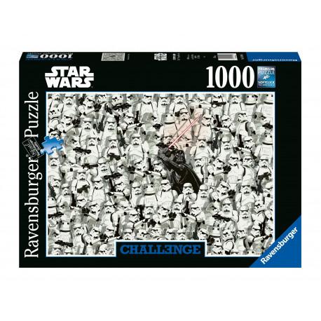 Puzzle Star Wars Challenge 1000 piezas