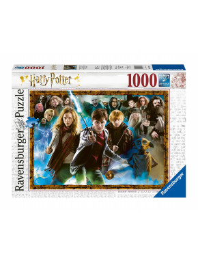 Harry Potter Puzzle Young Wizard Harry Potter (1000 piezas)