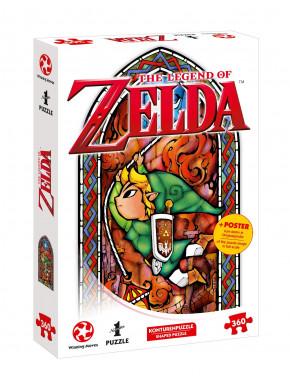 Puzzle The Legend of Zelda Link Adventurer