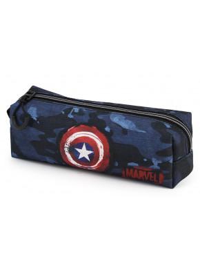 Estuche portatodo Capitán América Marvel