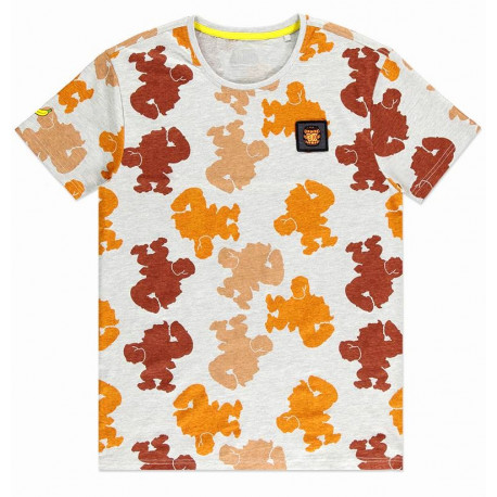 Camiseta Donkey Kong jungle