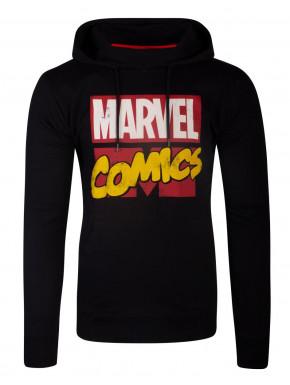 Sudadera con capucha Marvel logo
