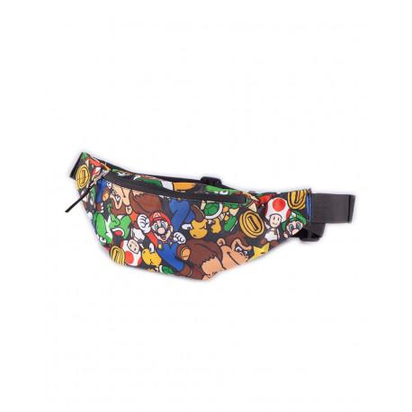 Riñonera Super Mario Nintendo