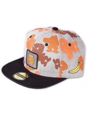 Gorra Donkey Kong Jungle Nintendo