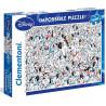 Puzzle Imposible 101 Dálmatas 1000 piezas
