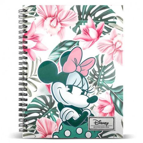 Libreta Disney Minnie Mouse A5 Eden Paradise
