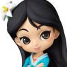 Figura Mulán Royal Style Disney Banpresto Q Posket 14 cm