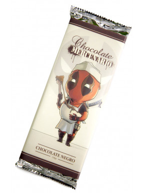 Chocolate Mercenario Deadpool
