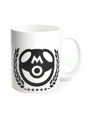 Taza Pokemon Master ball