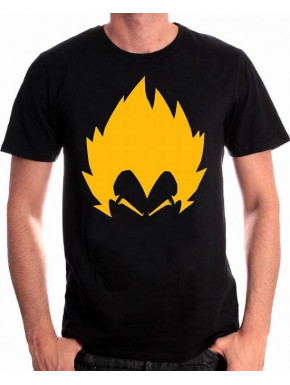 Camiseta Dragon Ball Super Saiyan