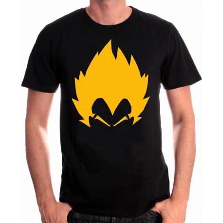 Camiseta Dragon Ball Super Saiyan