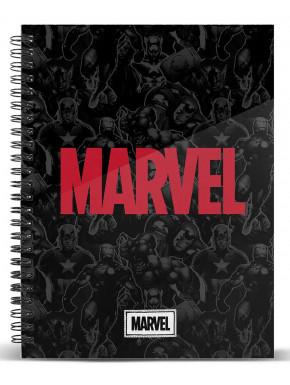 Libreta Marvel A5 Avengers classic