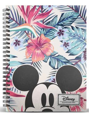 Libreta Disney Mickey Mouse A5 Eden