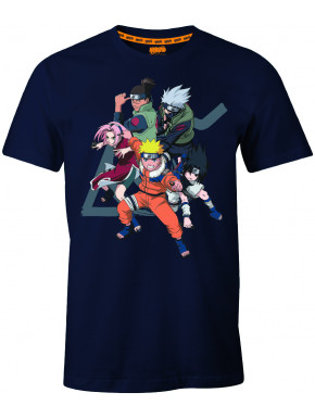 Camiseta Naruto characters