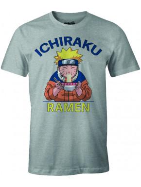 Camiseta Naruto Ichiraku Ramen