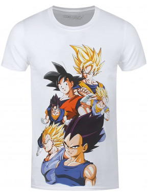 Camiseta Niño Dragon Ball