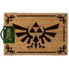 Felpudo coco Zelda Trifuerza