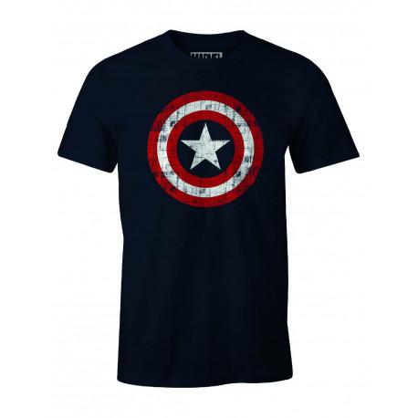Camiseta Marvel Capitán América