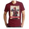 Camiseta Deadpool Dead or Dead
