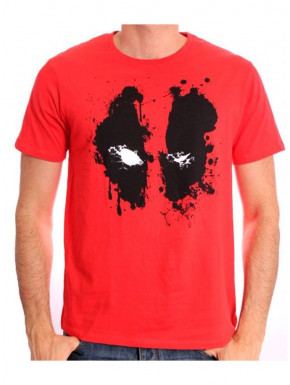 Camiseta Marvel Deadpool SplaB
