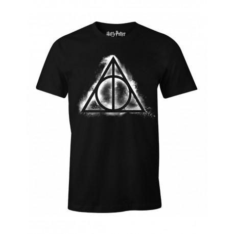 Camiseta Harry Potter Reliquias