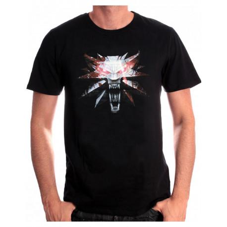 Camiseta The Witcher Splash