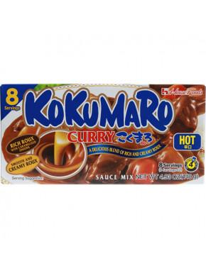 Kokumaro Curry japonés picante 8 raciones