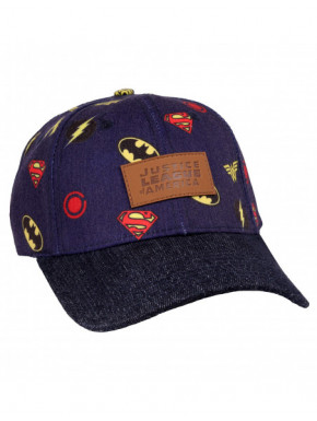 Gorra vaquera Justice League