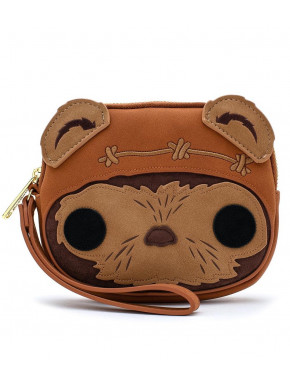 Bolso de mano Loungefly Pop Ewok Star Wars