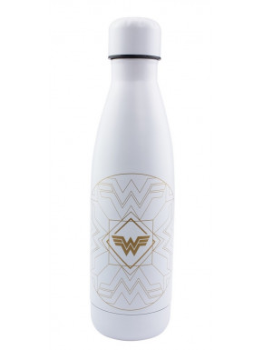 Botella Metálica Wonder Woman